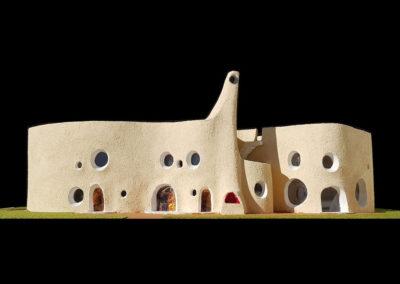 2020 – Villa communautaire avec grande terrasse supérieure. Alicante. Espagne