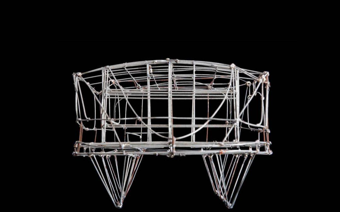 1971 – House boat. Etude d'une structure légère.
