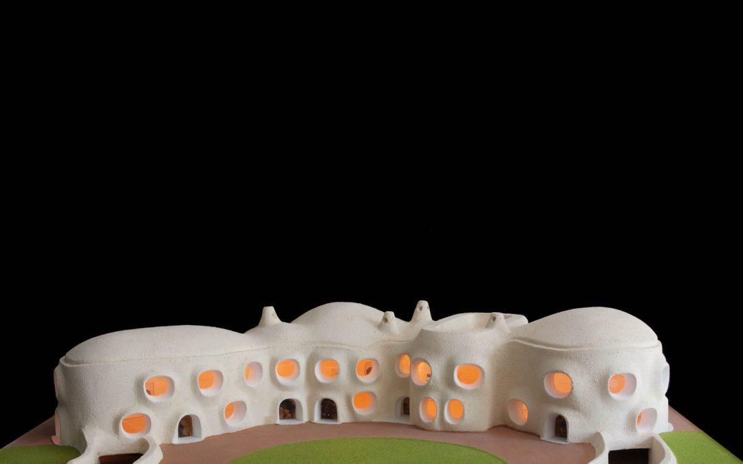 2006 – Centre de recherche pour l'architecture. Deuxième projet. Pays de Gex. France.