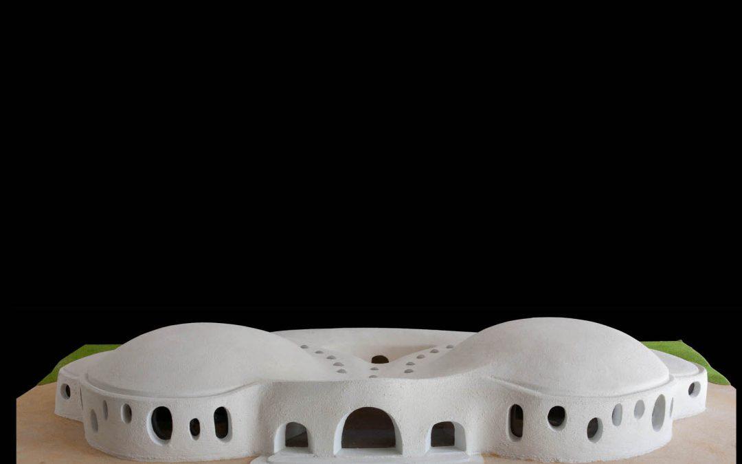 1993 – Centre thermal. Ain Warka. Algérie.