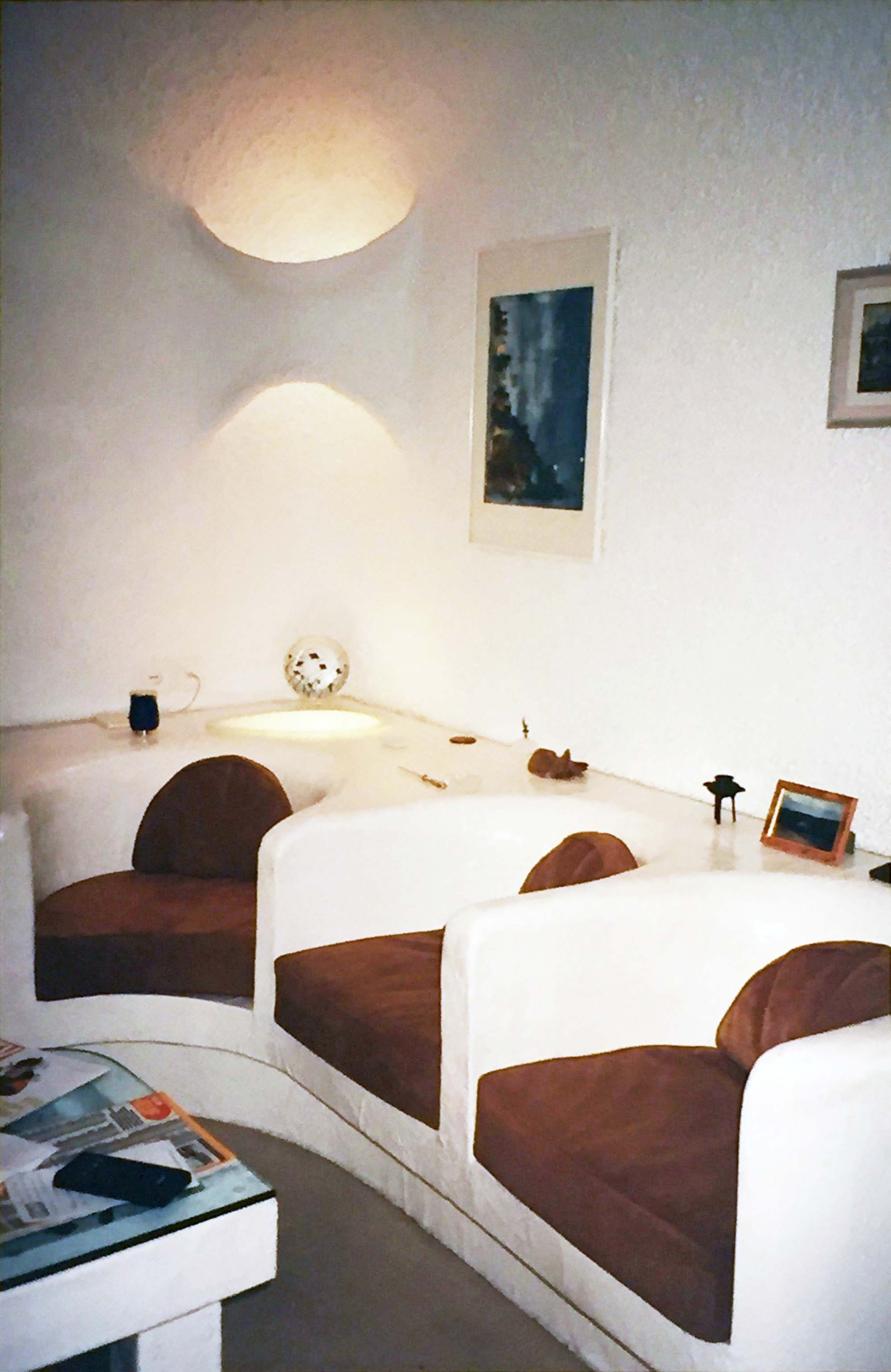 1990 appartement paris france grataloup architecte for Appartement architecte paris