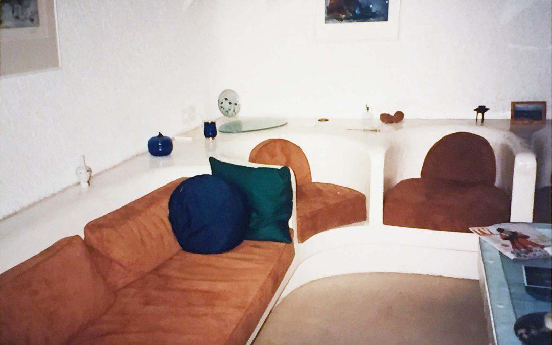 1990 – Appartement. Paris. France.