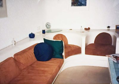 1990 – Appartement. Paris. France.