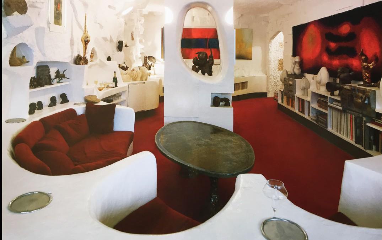 1968 – Appartement Daniel Grataloup. Genève. Suisse.