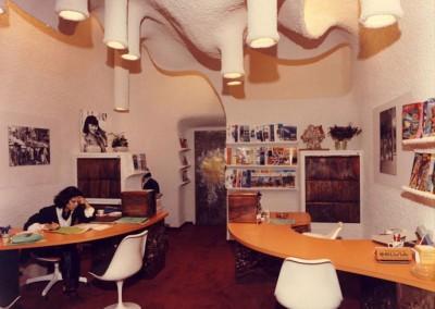 1984 – Agence de voyages. Genève. Suisse.