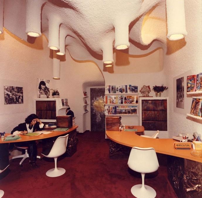 1984 – Agence voyages. Genève. Suisse.