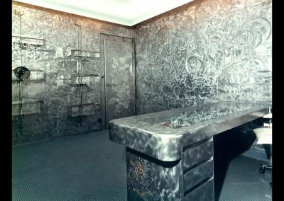 1984 – Bureau d'avocat. Genève. Suisse.