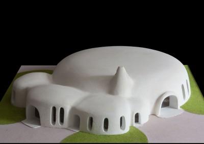 1978 – Salle communale polyvalente. France.