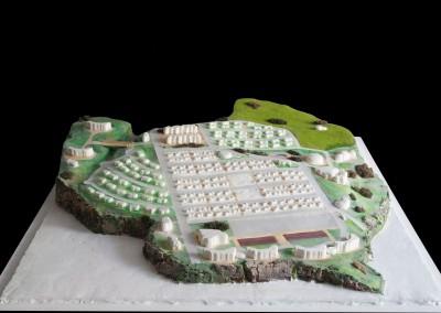 1995 – Présentation générale du complexe balnéaire, résidentiel et touristique de Bouzedjar. Algérie.