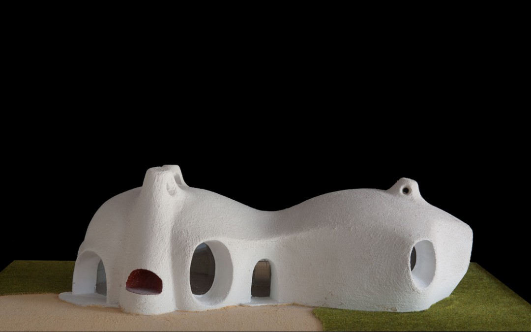 1970 – Villa familiale. Sénégal.