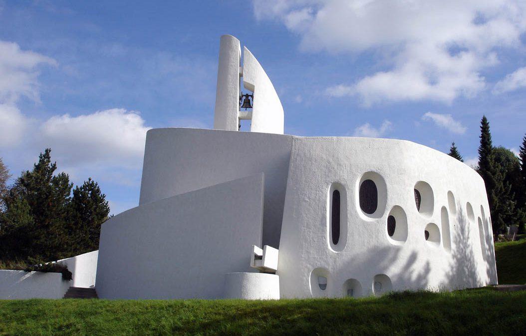 1969-1970 – Temple Saint-Jean. La Chaux-de-Fonds. Suisse.