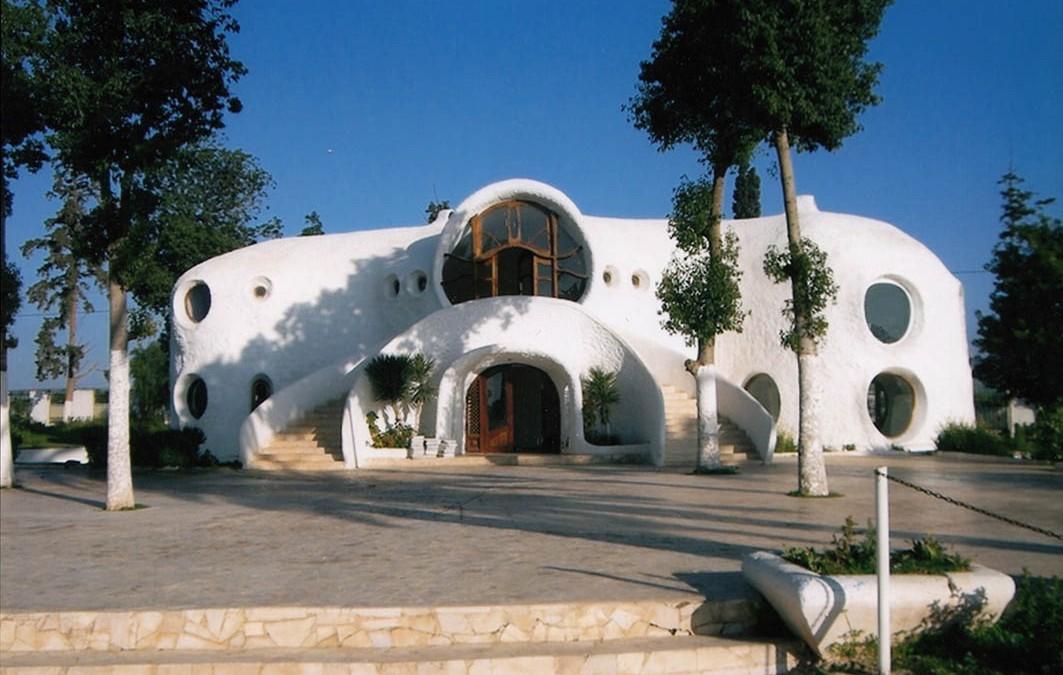 2003 – Café-restaurant. El Amria. Algérie.