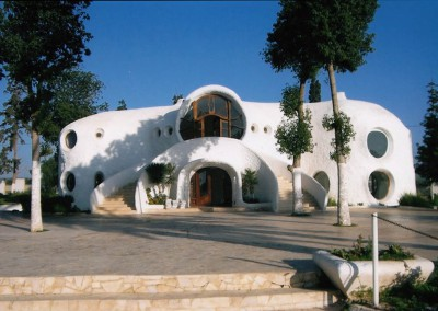 2003 – Café-restaurant. El-Amria. Algérie.