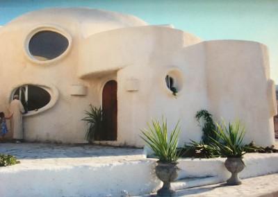 2008 – Une villa du complexe. Bouzedjar. Algérie.