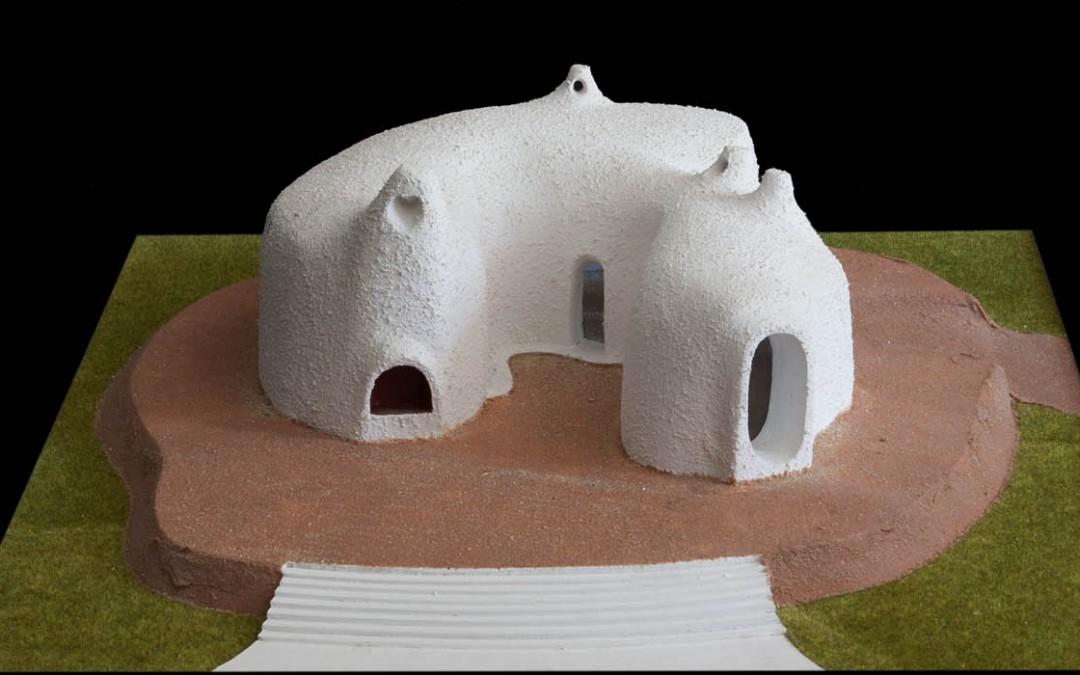 2001 – Villa patio ouvert. Estérel. France.