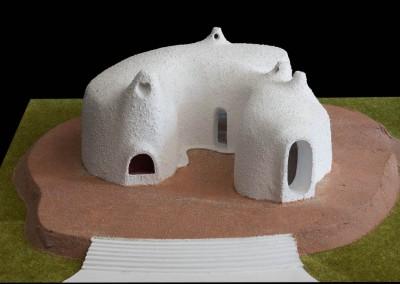 2001 – Villa dans l'Esterel. France.