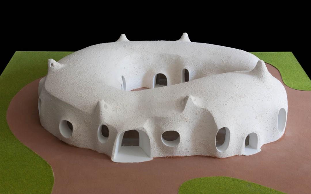 2014 – Grande maison familiale avec patio. Bord de mer. Maroc.