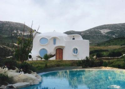 2008 – Villa privée. Bouzedjar. Algérie.