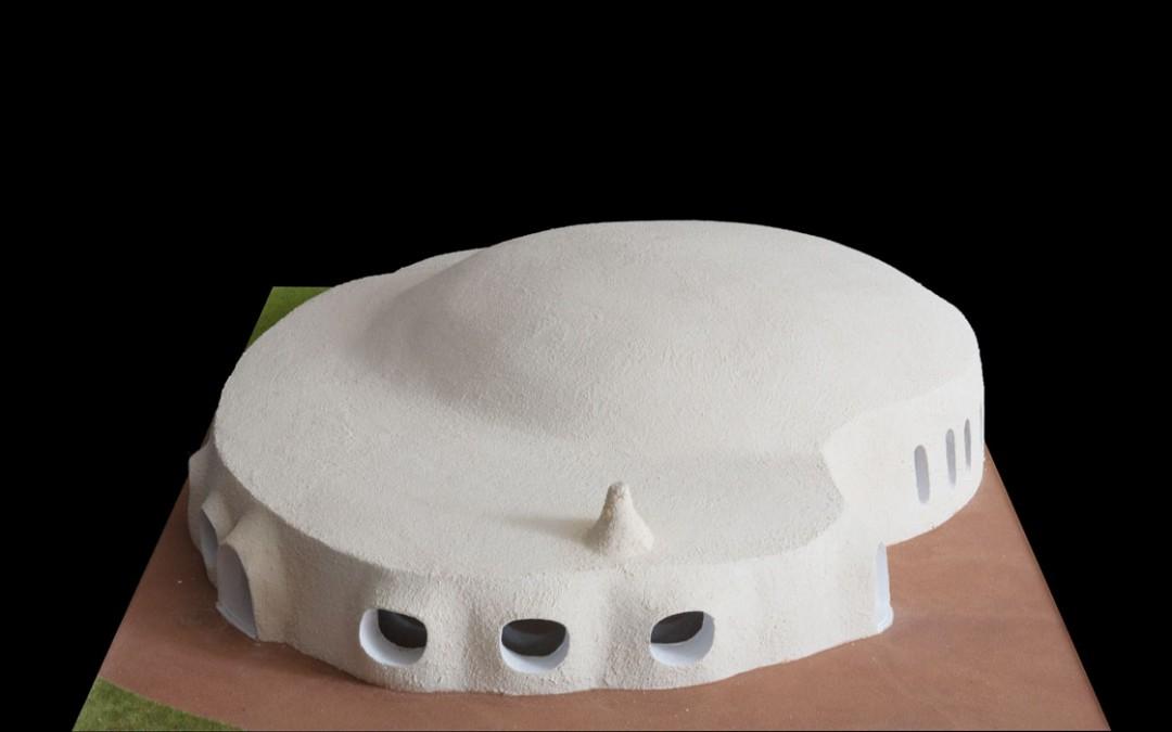 2014 – Centre de balnéothérapie. Deuxième projet. Complexe de Bouzedjar. Algérie.