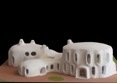 2006 – Habitats communautaires pour des artistes avec ateliers.