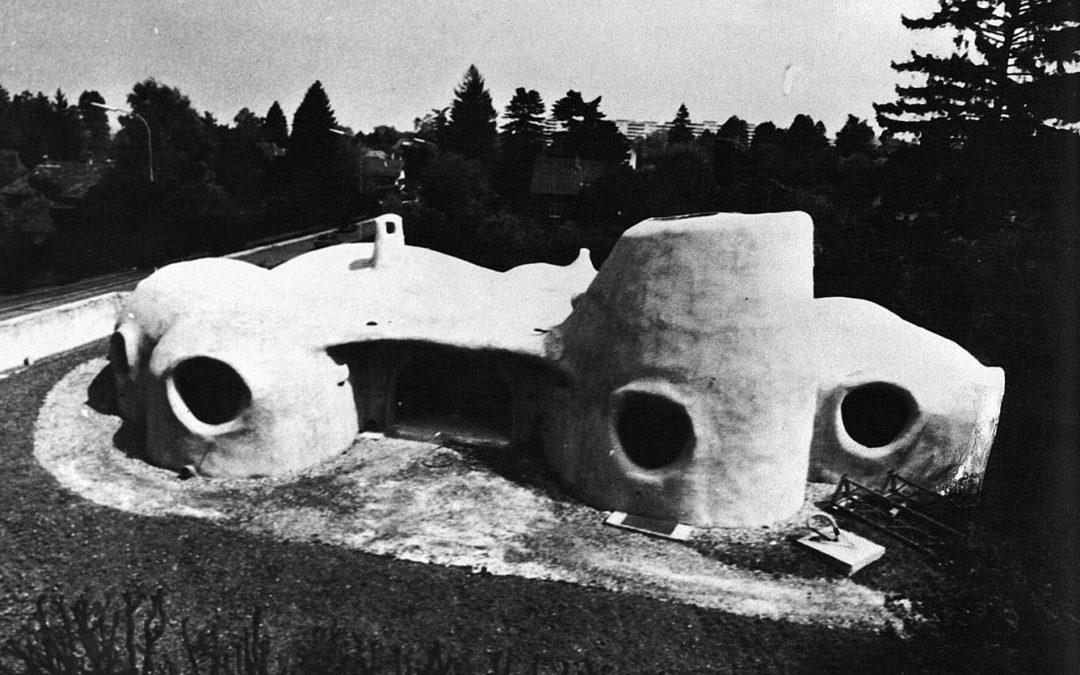 1974 – Villa avec piscine intérieure. Grand Saconnex. Suisse.