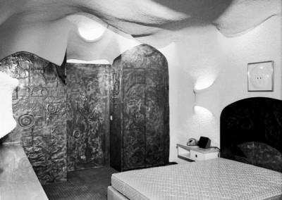 1984 – Suite dans hôtel. Genève. Suisse.