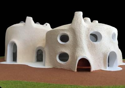 2016 – Villa Nancy. Habitation et atelier pour une artiste sculpteur. Suisse