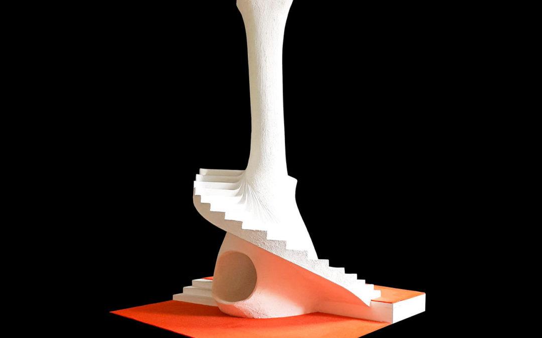 1974 – Cheminée-Escalier